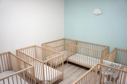 La chambre des petits